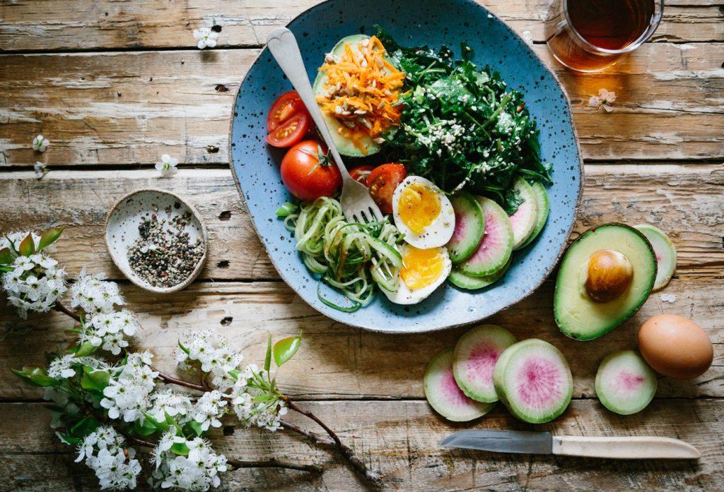 Zdrowe posiłki - jak komponować? (fot. unsplash)