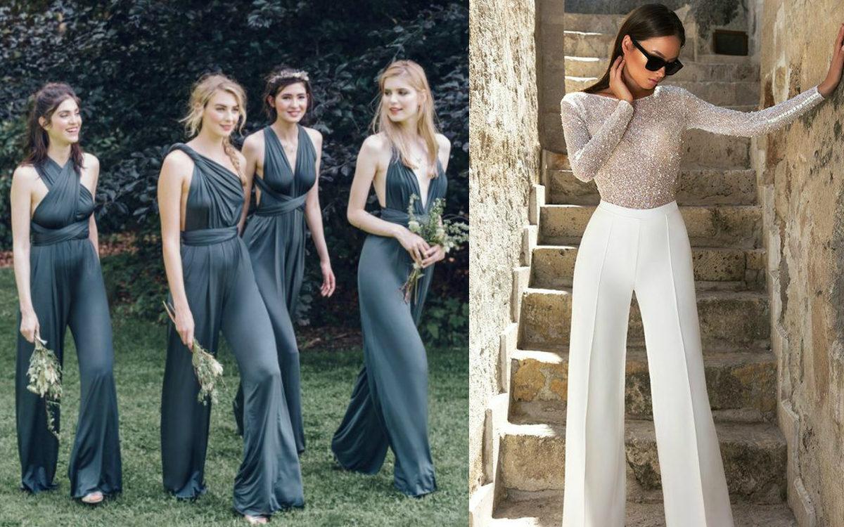 Kombinezon na wesele – modna alternatywa dla sukienki