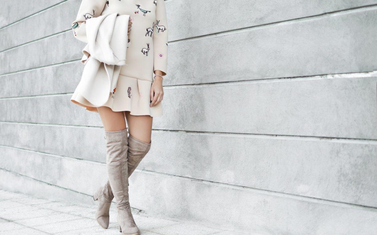 Kozaki zamszowe – sprawdź, jak nosić i komu pasują