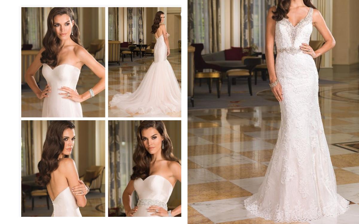 Suknie ślubne dla niskich – jaki model wybrać?