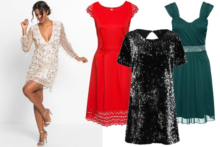 acc1f50c17c0 Modne sukienki na sylwestra 2018 2019 - modatu.pl