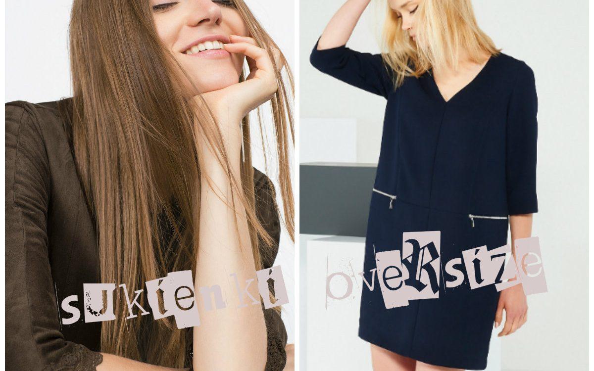 Sukienka oversize – zobacz przegląd propozycji z Zary, Reserved, Top Secret i Zalando.pl!