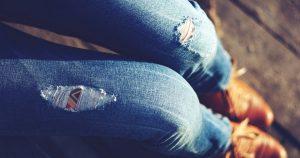 farbowanie jeansów