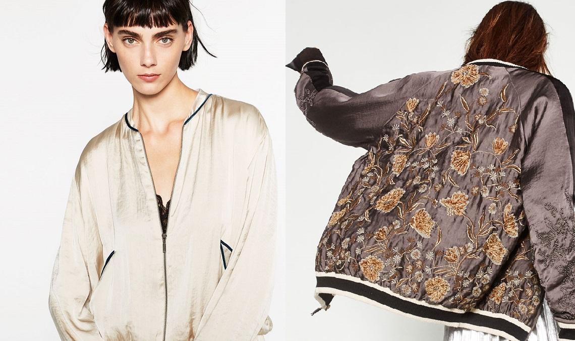 Bomber jacket Zara