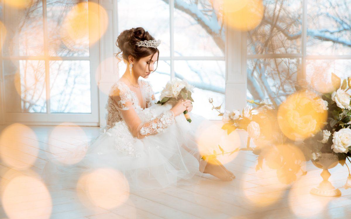Krótkie suknie ślubne