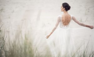 Tiulowe suknie ślubne z kolekcji Anna Kara