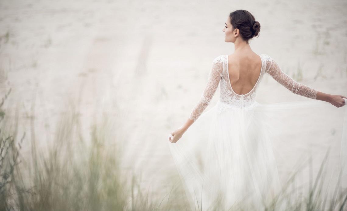 Tiulowe suknie ślubne: najpiękniejsze modele