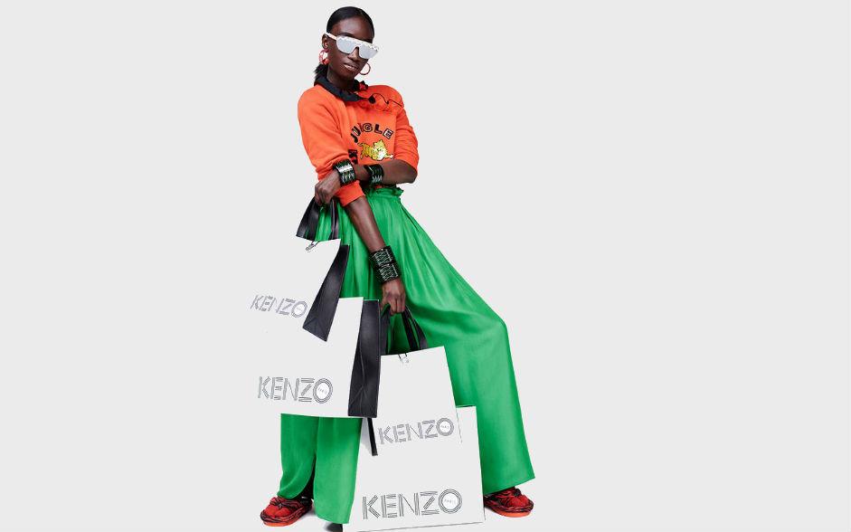 Kenzo x H&M – nareszcie jest lookbook kolekcji! Zaskakujący…