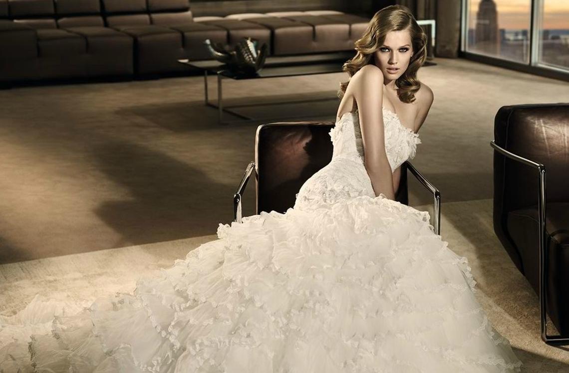 Tanie suknie ślubne z sieciówek, Zalando, ASOS i innych…