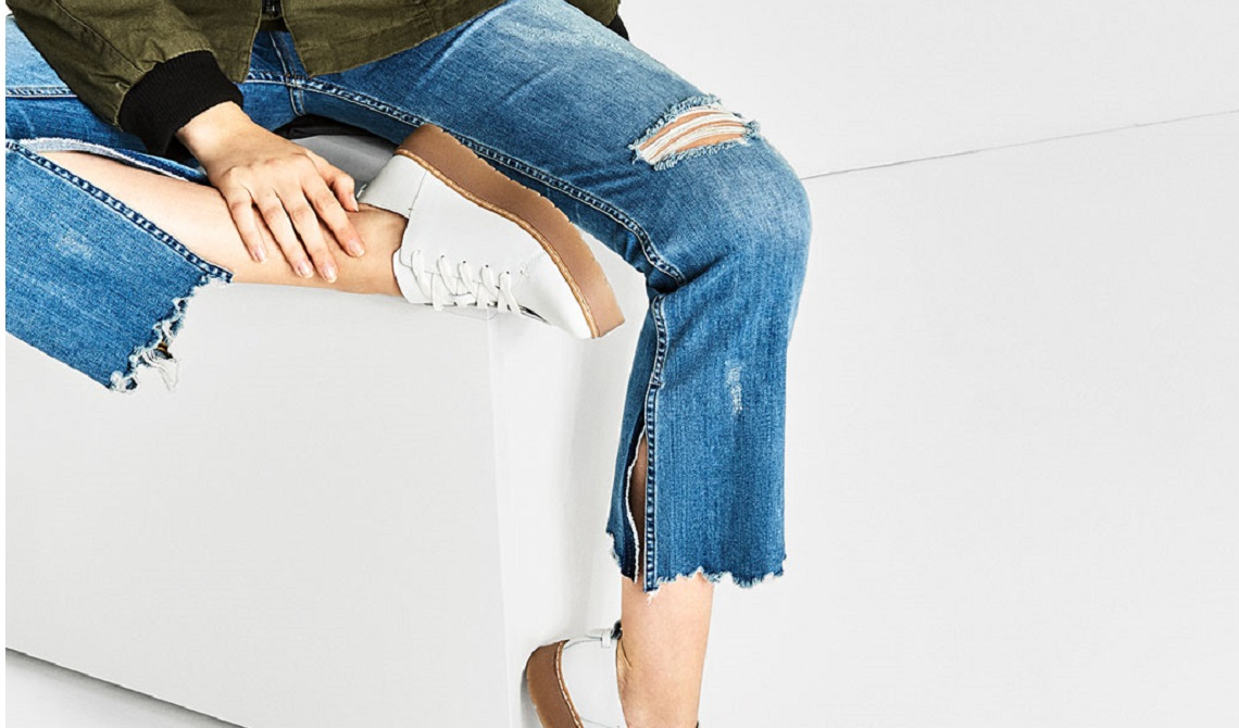Buty sportowe wyprzedaż Zara