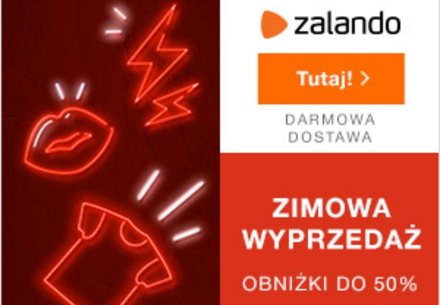 Startuje zimowa wyprzedaż na Zalando! Rabaty do 50%