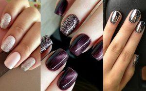 tytanowy manicure