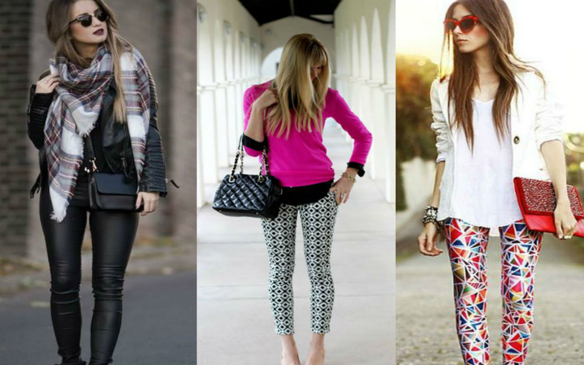 Jak nosić legginsy? Najciekawsze stylizacje