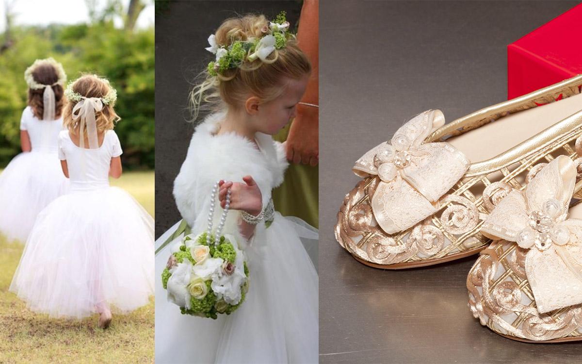 Buty na komunię dla dziewczynki i dla chłopca (kolaż redakcja, fot. pinterest, fotolia)