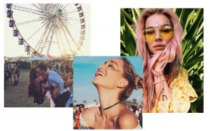 Coachella 2017 (fot. nstagram.com/coachella.style/ oraz instagram.com/maffashion_official/)