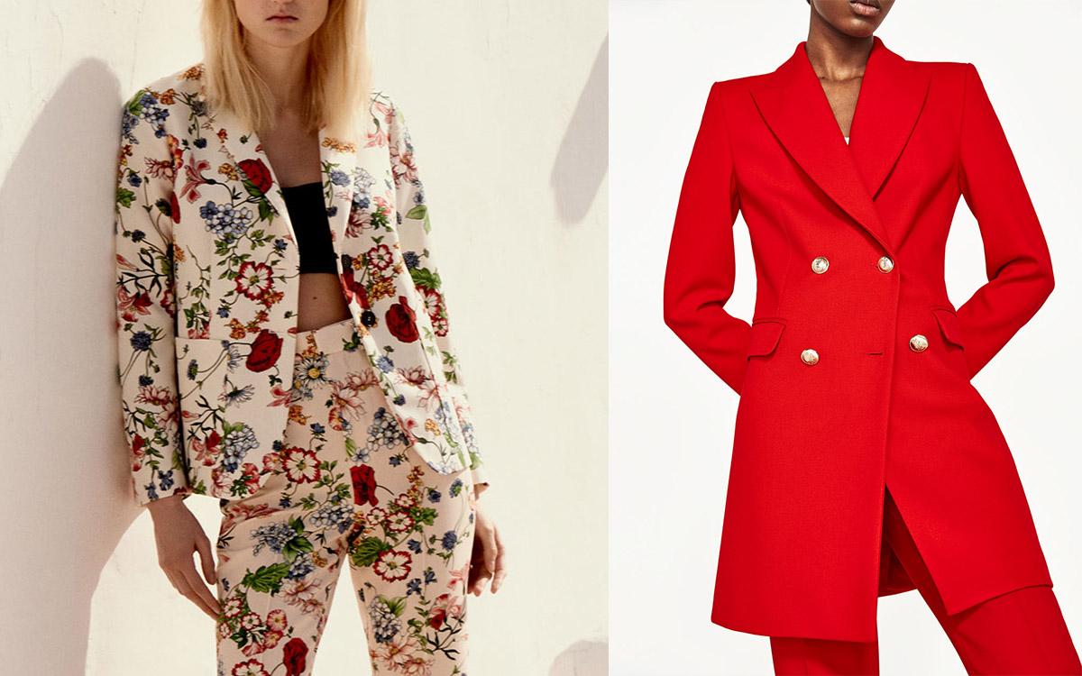 Total look: najmodniejsze stylizacje na wiosnę-lato 2017