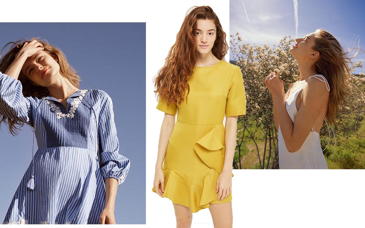 Topshop sukienki na lato – sprawdź nowości marki