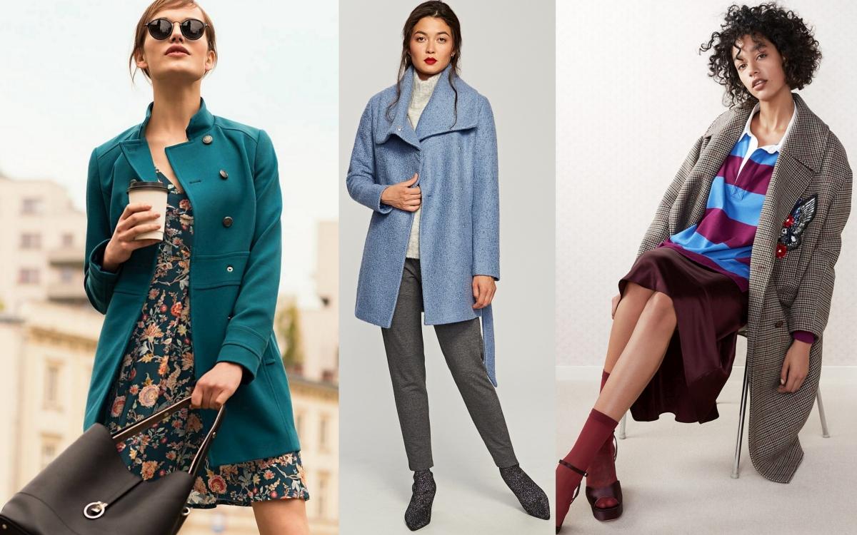 Modny płaszcz z sieciówki: top 5 modeli z najnowszych kolekcji