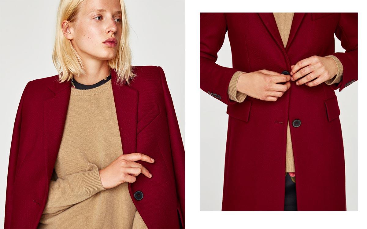 Płaszcz czerwony – jak wystylizować, jak dobrać dodatki