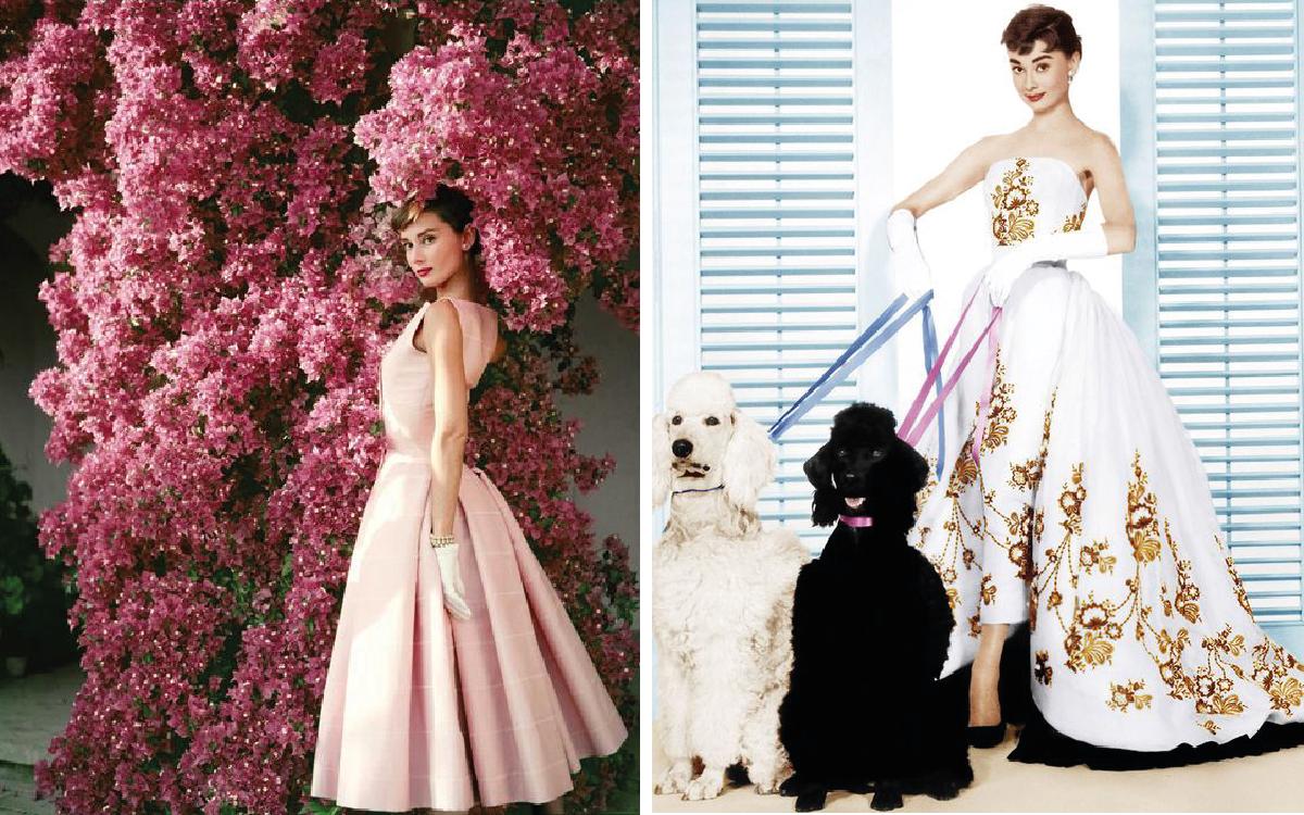 Sukienka jak Audrey Hepburn