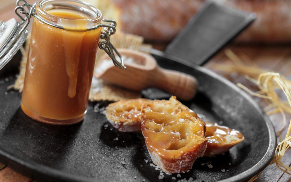 Naukowcy odkryli, że słony karmel ma działanie podobne do heroiny!