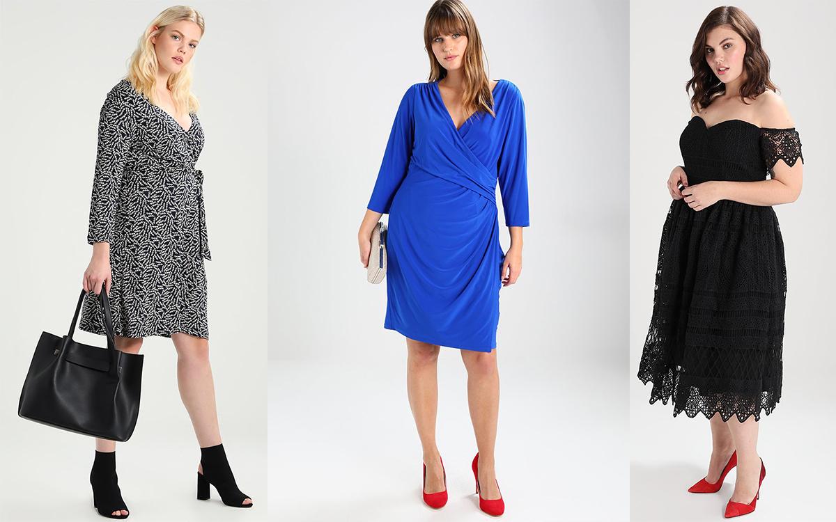 Sukienka dla puszystej: jak dobrać sukienkę do figury?