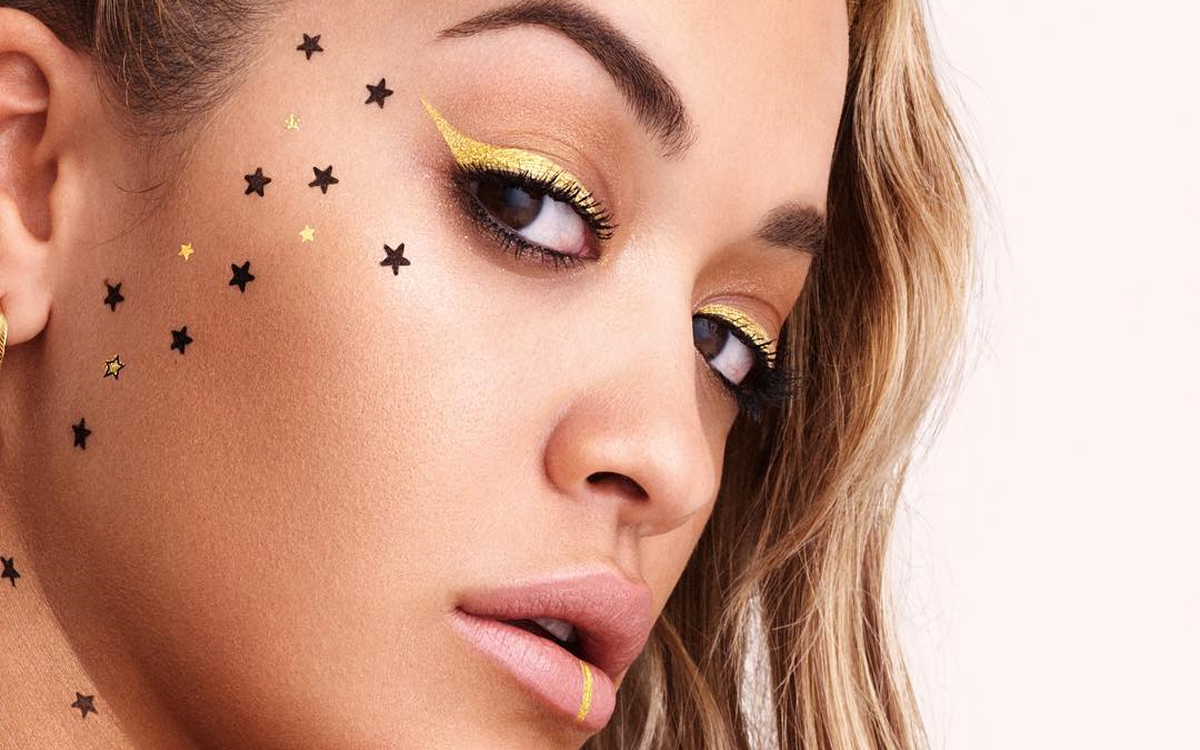 Modny makijaż oczu 2018 (materiały Rimmel)
