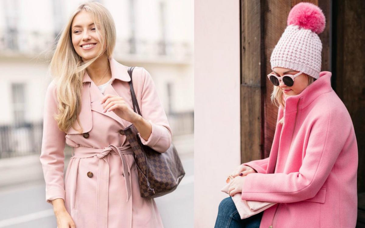 Różowy płaszcz to hit nadchodzącego sezonu! Jak go nosić?