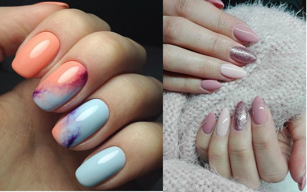 Manicure Jesień 2018