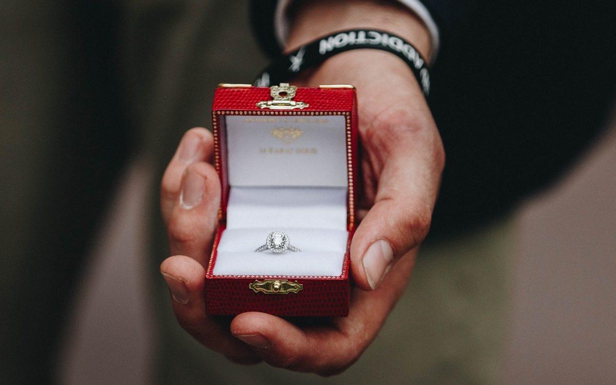 Na Którym Palcu Nosi Się Pierścionek Zaręczynowy Modatupl