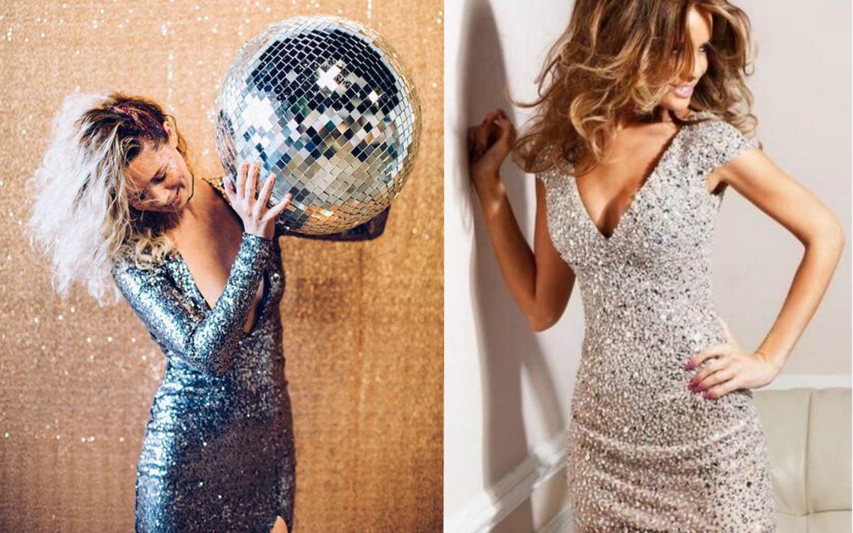 Modne sukienki na sylwestra 2018/2019