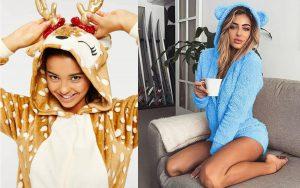 piżamy kombinezony